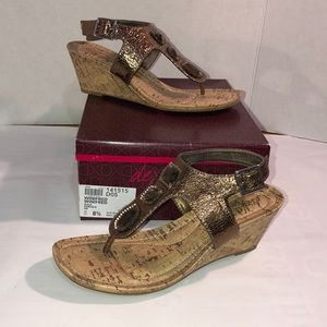 Dexflex comfort Winifred Wedge Sandals